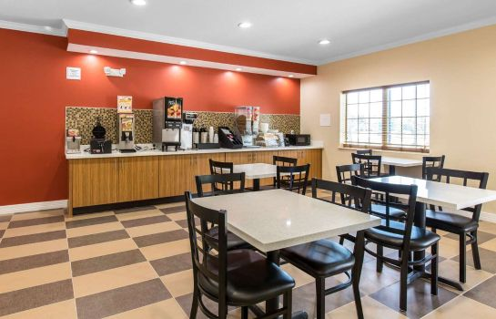 Restaurante Econo Lodge Inn & Suites Spring - Houston North