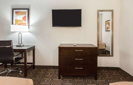 Habitación Econo Lodge Inn & Suites Spring - Houston North