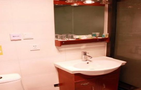 Bagno in camera Xinying Hotel Mainland Chinese citizens only