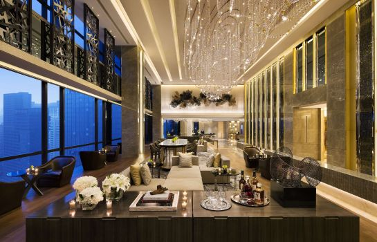 Hotel bar JW Marriott Hotel Chengdu