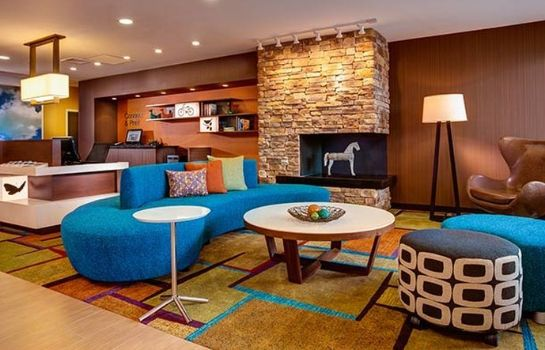 Hol hotelowy Fairfield Inn & Suites Chillicothe