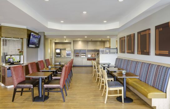 Restaurant TownePlace Suites Grove City Mercer/Outlets