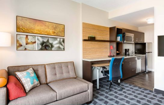 Zimmer TownePlace Suites Grove City Mercer/Outlets