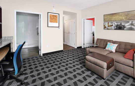 Chambre TownePlace Suites Grove City Mercer/Outlets