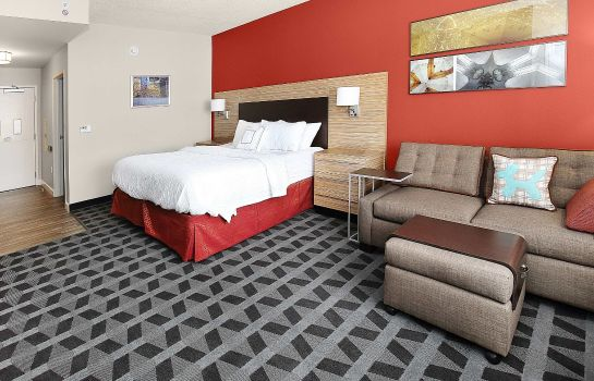 Pokój TownePlace Suites Grove City Mercer/Outlets