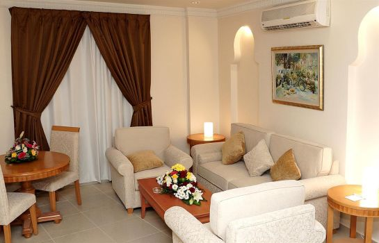 Suite Tulip Inn Suites and Residence Dammam
