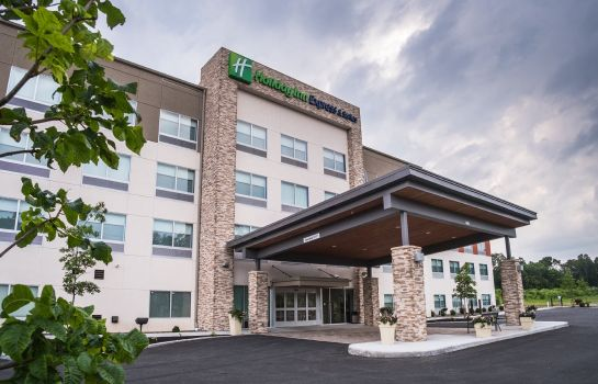Vista esterna Holiday Inn Express & Suites KINGSTON-ULSTER