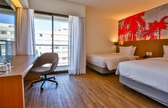 Zimmer Radisson RED Campinas