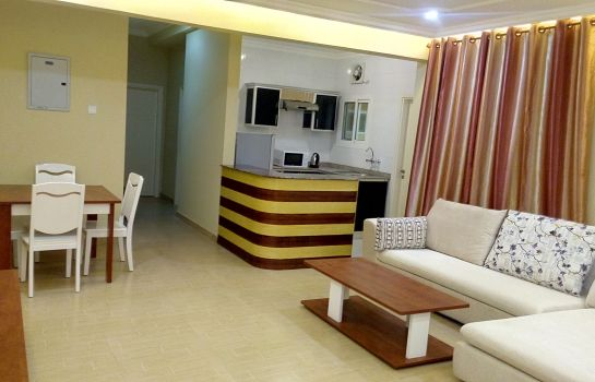 Suite Junior Wanasa Hotel Apartments