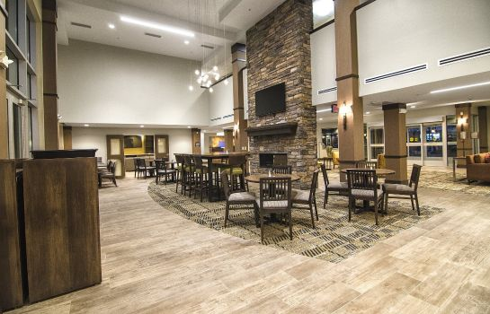 Hotelhalle Staybridge Suites MARQUETTE