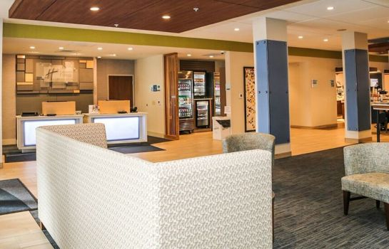 Hotelhalle Holiday Inn Express & Suites KINGSTON-ULSTER