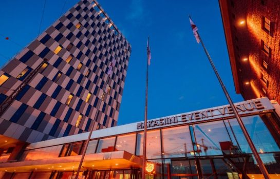 Exterior view Clarion Hotel Helsinki