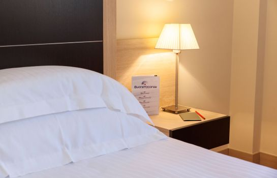 Chambre double (confort) BV President Hotel