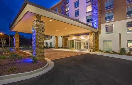 Vista exterior Holiday Inn Express & Suites COVINGTON