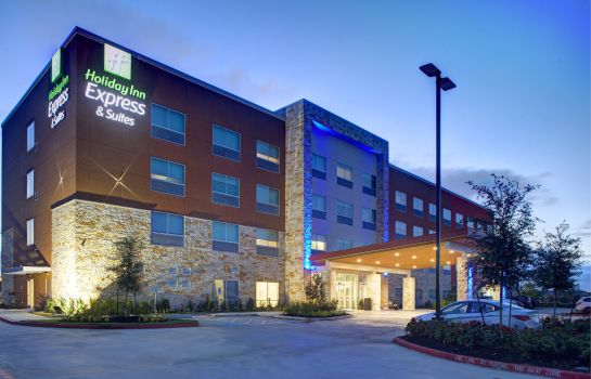 Exterior view Holiday Inn Express & Suites HOUSTON NW - CYPRESS GRAND PKY