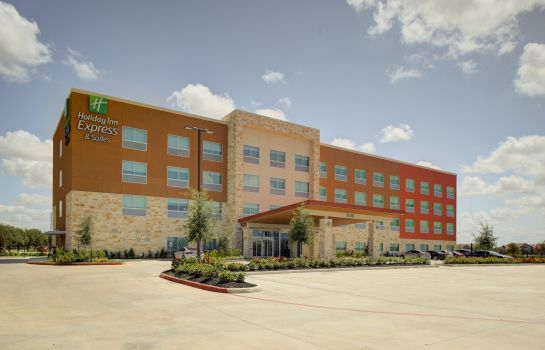 Vue extérieure Holiday Inn Express & Suites HOUSTON NW - CYPRESS GRAND PKY