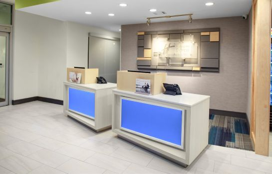 Hall de l'hôtel Holiday Inn Express & Suites HOUSTON NW - CYPRESS GRAND PKY
