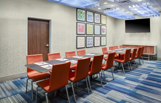 Conference room Holiday Inn Express & Suites HOUSTON NW - CYPRESS GRAND PKY