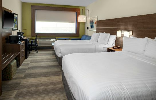 Zimmer Holiday Inn Express & Suites HOUSTON NW - CYPRESS GRAND PKY