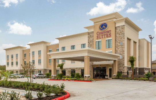 Exterior view Comfort Suites Houston I-45 North