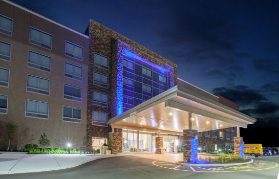 Buitenaanzicht Holiday Inn Express & Suites INDIANAPOLIS NE - NOBLESVILLE