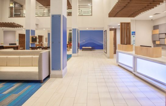 Hol hotelowy Holiday Inn Express & Suites INDIANAPOLIS NE - NOBLESVILLE