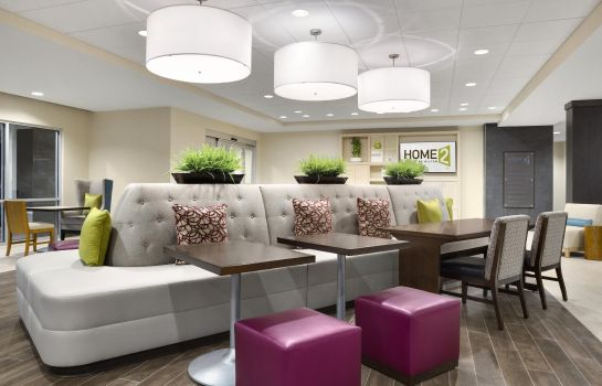 Hotelhalle Home2 Suites by Hilton Middletown