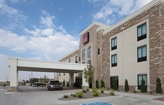 Vista exterior Comfort Suites Dodge City