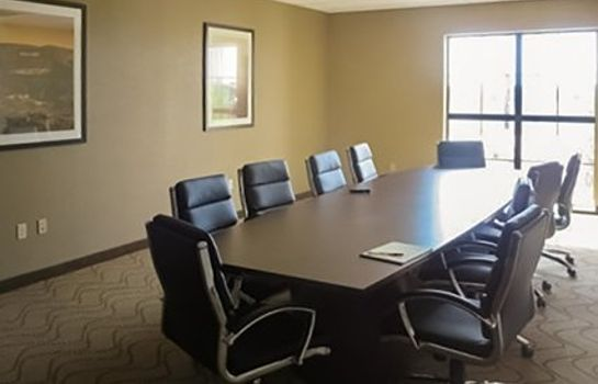 Sala de reuniones Comfort Suites Dodge City