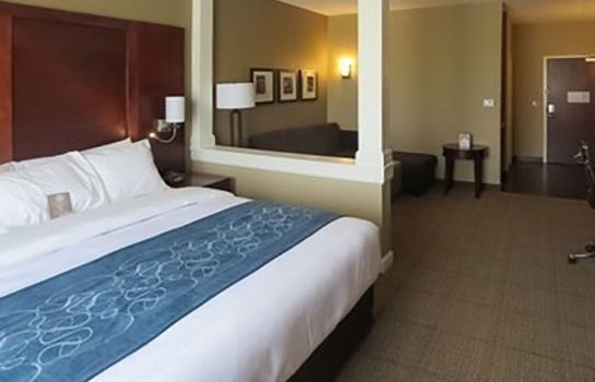 Chambre Comfort Suites Dodge City