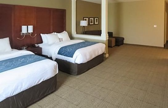 Habitación Comfort Suites Dodge City