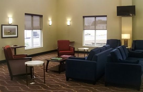 Hol hotelowy Comfort Suites Dubois