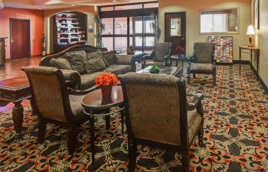 Hotelhalle Comfort Suites at Lake Worth