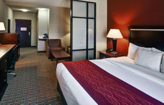 Suite Comfort Suites Fort Worth