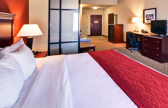 Chambre Comfort Suites at Lake Worth