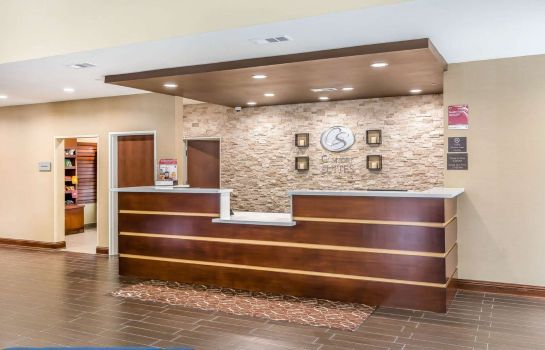 Hotelhalle Comfort Suites Houston I-45 North
