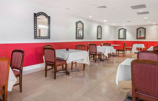 Ristorante Clarion Hotel Orlando International Airport