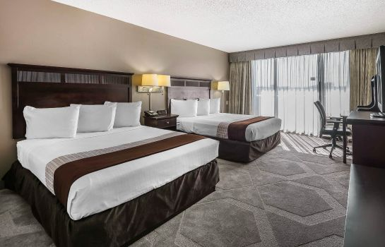 Zimmer Clarion Hotel Orlando International Airport