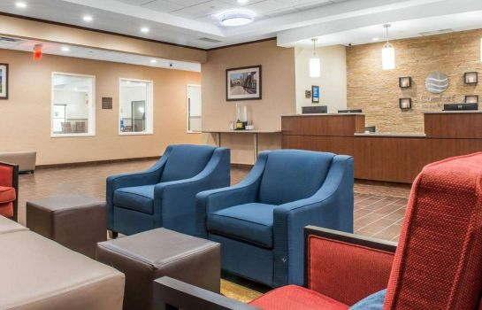 Hotelhal Comfort Inn and Suites Pittsburgh
