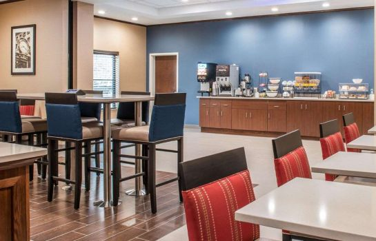 Restaurant Comfort Inn and Suites Pittsburgh