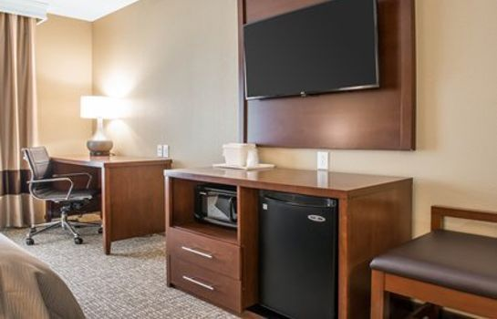 Zimmer Comfort Inn & Suites Pittsburgh