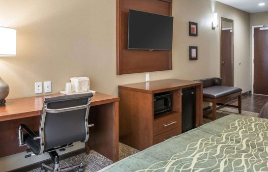 Kamers Comfort Inn and Suites Pittsburgh