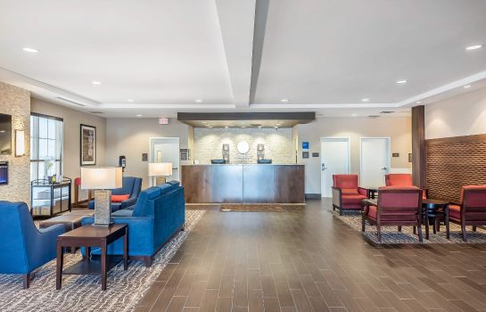 Hall Comfort Inn & Suites Sidney