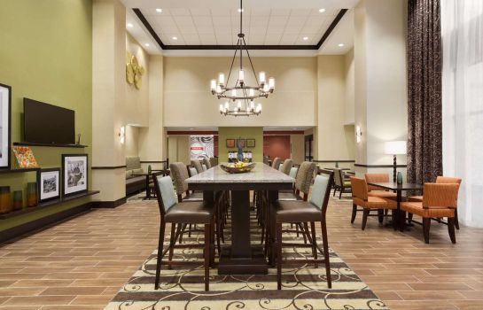 Hall de l'hôtel Hampton Inn & Suites Niles/Warren