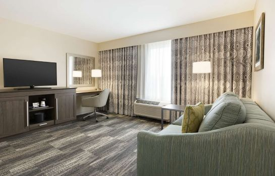 Pokój Hampton Inn - Suites Niles-Warren OH
