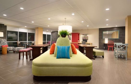 Lobby Home2 Suites By Hilton Baton Rouge