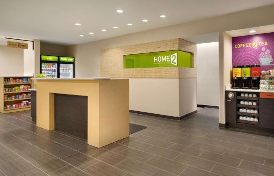 Hotelhalle Home2 Suites by Hilton Baton Rouge