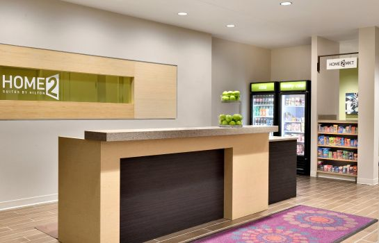 Hotelhalle Home2 Suites by Hilton Cleveland Independence