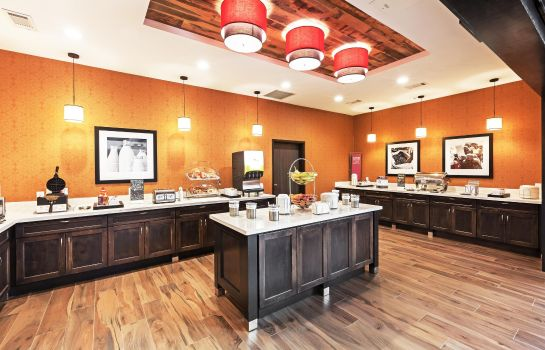 Restaurante Hampton Inn - Suites Houston-Atascocita TX