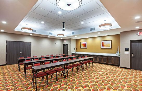Sala de reuniones Hampton Inn - Suites Houston-Atascocita TX